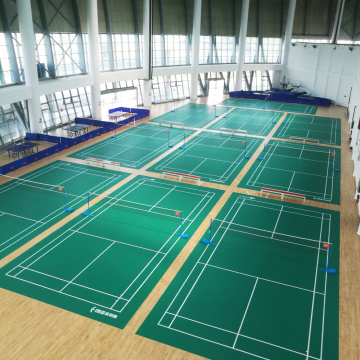 Approved by BWF Badminton Sports court mat
