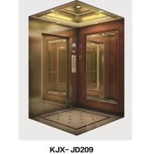 Upscale Hotel Elevator