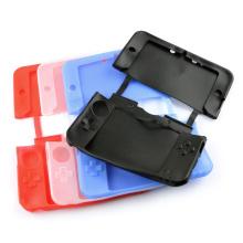 Piel de la cubierta de la caja protectora de goma del gel de silicona para la nueva Nintendo 3DS XL / LL