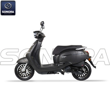 MASH CITY 125cc E4 NOIR Body Kit Ricambi originali per motori