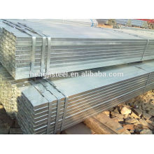 galvanized square iron pipe price