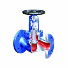 Grey iron 2 inch globe valve WJ41H-16 pn16