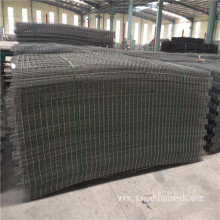 Standard  galvanized welded wire mesh