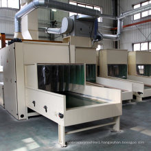 Automatic Electronic Weight Control System Bale Opener with Scale Non Woven Bale Opener
