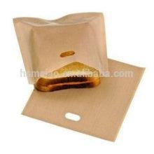 Bolsas de tostadora de resistencia al calor antiadherentes