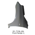HILUX REVO(Double cabin) 2015 Front Fender L