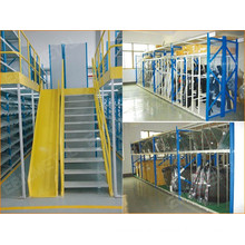 Designed Steel Platforms, Steel Platform Mezzanine Floor