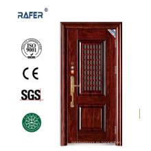 Puerta de acero en la puerta (RA-S036)