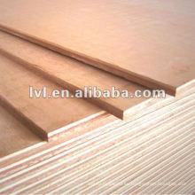 4 * 8 Madera contrachapada Okoume para muebles y decoración