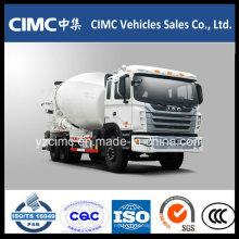 JAC 6 * 4 hormigonera camión 10m3