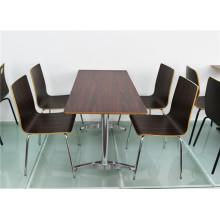 Modern Restaurant Dining Table for Sale (FOH-CXSC68)