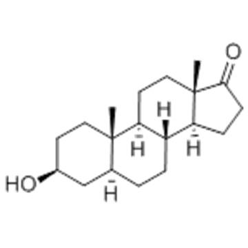Androstan-17-one,3-hydroxy-,( 57261731,3b,5a)- CAS 481-29-8