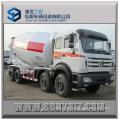 14 Cubic Beiben 8X4 Mixer Truck