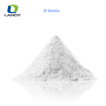 2018 VENTE CHAUDE Chine Bon Prix 2% Alimentation D-Biotine Vitamine H