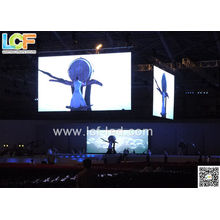 Ph16mm Ph20mm Ph25mm Outdoor Hanging Led Display Board For Gray Level 14 Bits