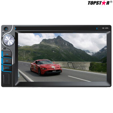 6.2inch doppelter DIN 2DIN Auto DVD Spieler mit Wince System Ts-2025-2