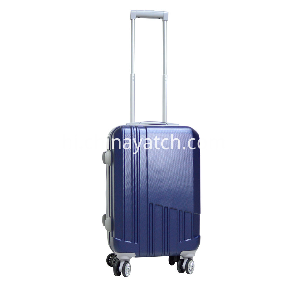 Iron Tube ABS Trolley Case