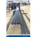 Europäische Standard Hochwertige geschlitzte glavanisierte 45-Grad-Winkel-Eisen-Maschine