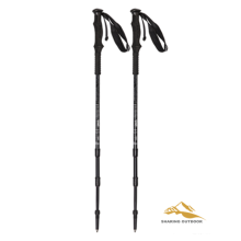China Factory for China Manufacturer of Alpenstock Trekking,Alpenstock Hiking Poles,Alpenstock Trekking Poles,Foldable Alpenstock 1pairs 6061 Aluminum alloy trekking  poles export to Lebanon Suppliers
