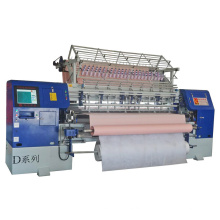 China New 1200rpm Industrial Lock-Stitch Quilting Machine for Garments with Automatic Lubrication