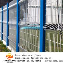 Clôtures en maille d'acier de maternelle pas cher clôtures de parc de supermarché clôtures de clôture de mode de mode
