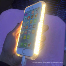 China Supplier LED Lighting Case for iPhone 6