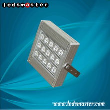 Anti-Glare System IP67 80W 120lm/W Airport LED Flood Lighting