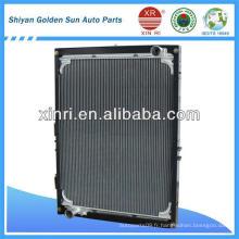 Radiateur Chine pour camion Auman