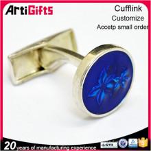 Wholesale metal gifts shirt cufflink
