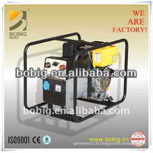 120A gasoline air-cooled welder generator
