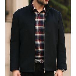 Men's Pure Cashmere Jacket