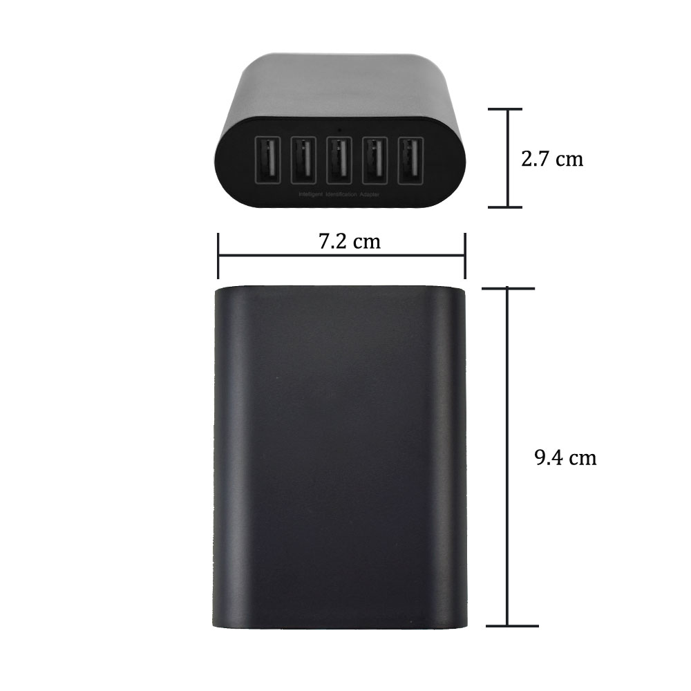 usb car charger 45w 9A