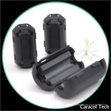Núcleo de ferrita magnética Nizn de SCRC 35B para filtro de ruido de cable