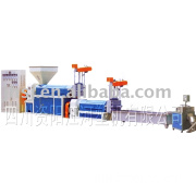 Full-Automatic flowing Production line, chart plastic recycling machinery