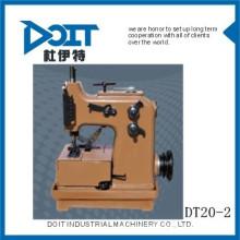DT20-2 automatique huilage sac faisant la machine à coudre