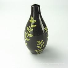 Nouveautés Fleurs Artificielles Décoration De Mariage Fabriqué en Chine Jardiniers en Céramique Jardiniers Vase
