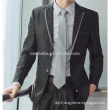 Latest design men wedding suits for sales elegant bespoke mens blazer 2017 top quality men suits