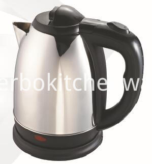 1.8L overheat protection electric cordless kettle