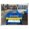 DX Circular arc glazed gill roll equipment
