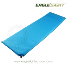 Blue Outdoor Inflatable Sport Self Inflating Mat