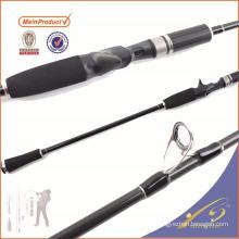 SJCR111 Chine Fournisseur Top Vente Fiber De Carbone Canne À Pêche Lente Jigging Rod