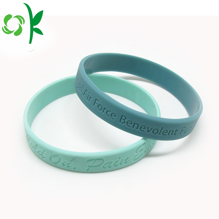 Waterproof Silicone Bangles