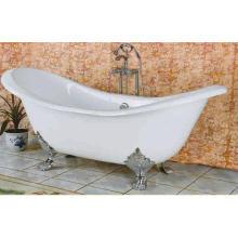 clawfeet cast iron enamel bathtub T-005