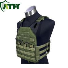 Gilet tactique léger NIJ niveau IIIA gilet balistique militaire anti-balles gilet d'assaut tactique