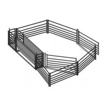 Low Price Factory Cattle Panel
