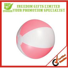 Balle de plage gonflable promotionnelle d'impression bon marché