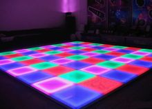 Multi-Color DMX Running Mode Stage/Bar/KTV LED Disco Dance Floor (LDF-5)
