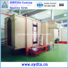 2016 Hot Sell Powder Coating Line / Machine / Painting Equipment of Recovery