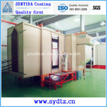 2016 Hot Sell Powder Coating Line/Machine/Painting Equipment of Recovery