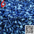blue Free-spraying special masterbatch granule ABS PC
